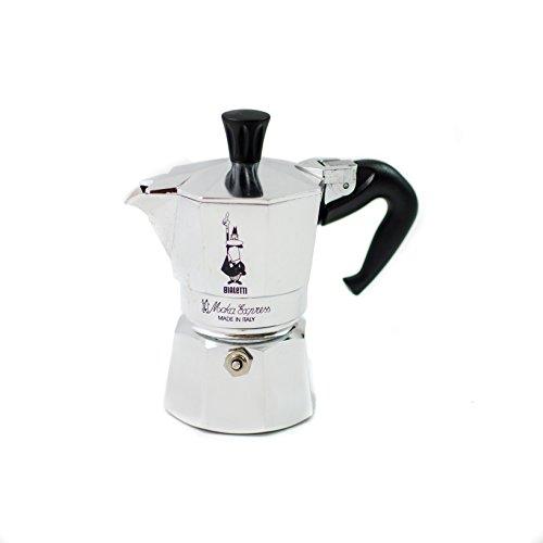 Moka Express 1 Tasse Espressokocher
