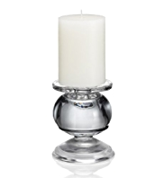 Small Manor Pillar Candleholder