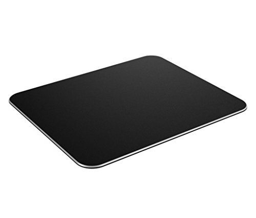 Mousepad per Gamer Gaming da OUTOWIN con area 250 * 200 * 1.5 mm (Nero)