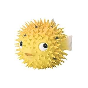 Amazon.com: Bullyland Soft Play: Puffer Fish: Toys & Games