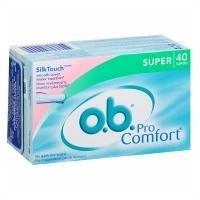 o.b. Pro Comfort Digital Tampons