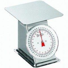 Weston Flat Top Dial Scale, 44 Pound