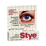 Stye Sterile Lubricant Eye Ointment - 1/8 Oz