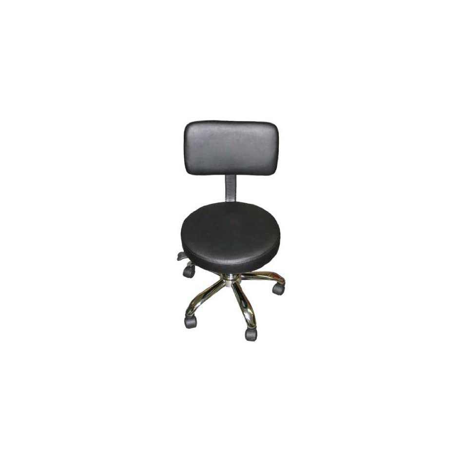 Dental Medical New Assistant Stool Chair Black