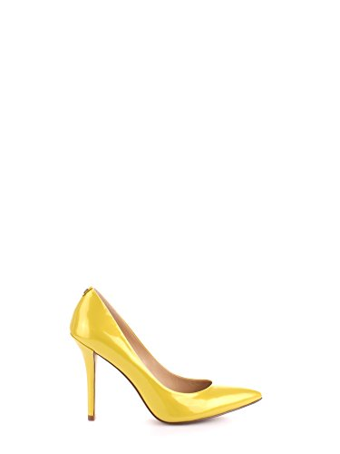 Guess FL2PM3PAL08 Decollete' Donna Patent Yellow Yellow 36