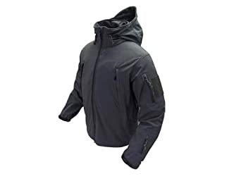 Condor Summit Softshell Jacket Black, S 602-002-S