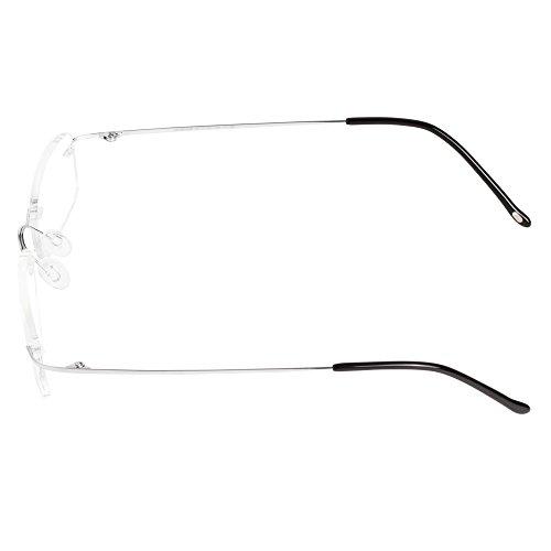 liansan titanium lightweight reading glasses womens