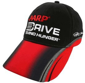 NASCAR Jeff Gordon #24 AARP Drive To End Hunger Element Hat by NASCAR