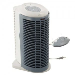 Bionaire BAP815BU Ionizing HEPA Tower Air Cleaner for Rooms up to 120 Sq. Ft. (Ionizing Air Cleaner compare prices)