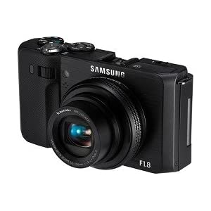 31QSyRKyEeL. SL500 AA300  Samsung TL500 10MP Digital Camera (Black)   $369