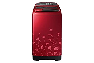 Samsung WA75K4020HP Fully-automatic Top-loading Washing Machine (7.5 Kg, Scarlet Red)