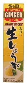 S&B - Oroshi (Shoga ginger paste) in tube 1.41 Oz.