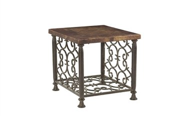 Cheap Bernhardt Hacienda End Table (495-121)