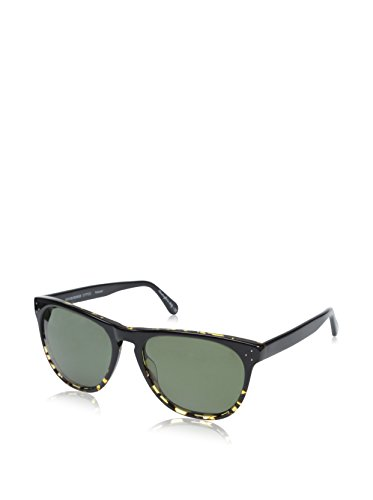Oliver Peoples Unisex Daddy B Sunglasses, Black/Gradient