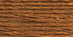 DMC Pearl Cotton Skeins Size 5 27.3 Yards Light Brown 115 5-434; 12 Items/Order