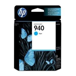 NEW 940 Officejet Cyan Ink Cart (Printers- Inkjet/Dot Matrix)