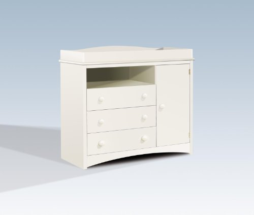 Peak-a-boo Changing Table