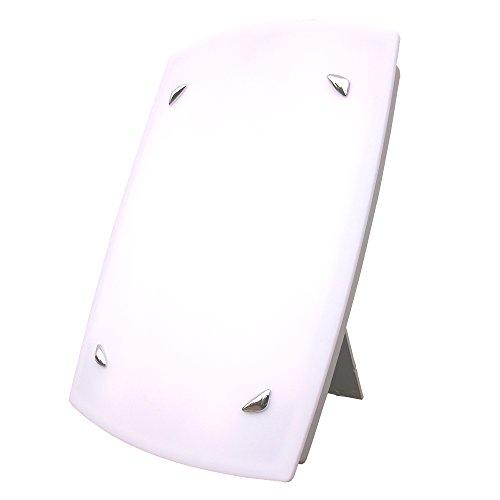 Redstone-Tageslichtlampe-10000-Lux-Medizinprodukt-CE-0123-12-Monate-Garantie-Lichtdusche-Lichttherapiegert-Lichttherapie