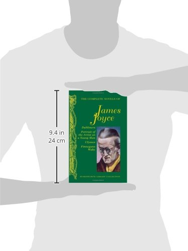 The Complete Novels of James Joyce (Wordsworth Library Collection)
