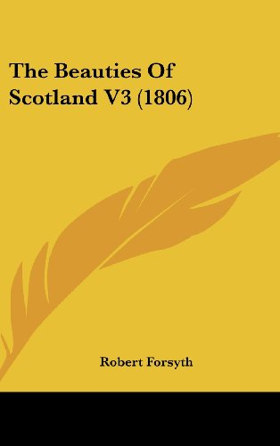 The Beauties of Scotland V3 (1806)