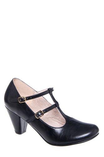 Chelsea Crew Maxim Vintage Mid Heel Shoe