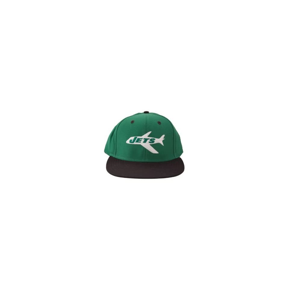 NFL New York Jets Vintage Collection Reebok Snapback Hat Cap