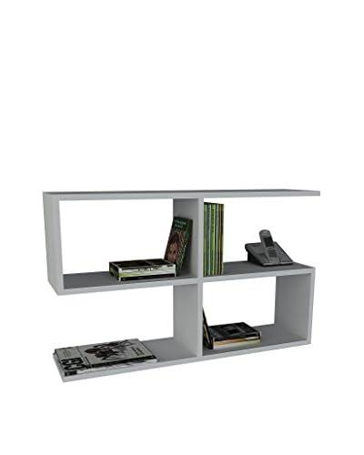 Dekorister Librería Beliz Blanco 22x90x55,5cm