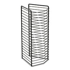 FEL40160 - Wire Vertical CD/DVD Organizer - Buy FEL40160 - Wire Vertical CD/DVD Organizer - Purchase FEL40160 - Wire Vertical CD/DVD Organizer (Fellowes, Office Products, Categories, Office Supplies, Desk Accessories, Wire & Cable Organizers)