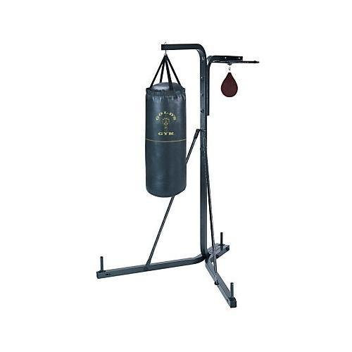 Golds Gym GG-E1000 Multi Pupose Boxing Stand with Speedball