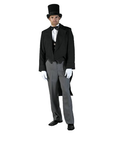 Men's Gentleman Tail suit Theater Costume