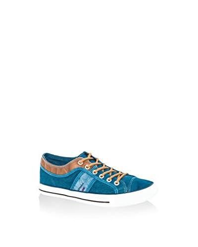 Nebulus Zapatillas Colorado Azul