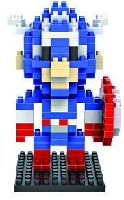 Marvel Avengers Diamond Blocks/Micro Bricks -Spider Man/Hulk/Captain America/Iron Man/Bat Man/Super Man/Thor/Wolverine
