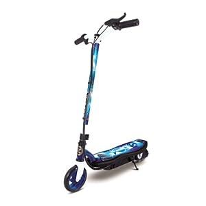 zinc volt electric kids volt electric scooter blue. Black Bedroom Furniture Sets. Home Design Ideas
