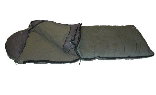 Woods Muskoka, Minus 20-Degree Sleeping Bag, Olive, Large