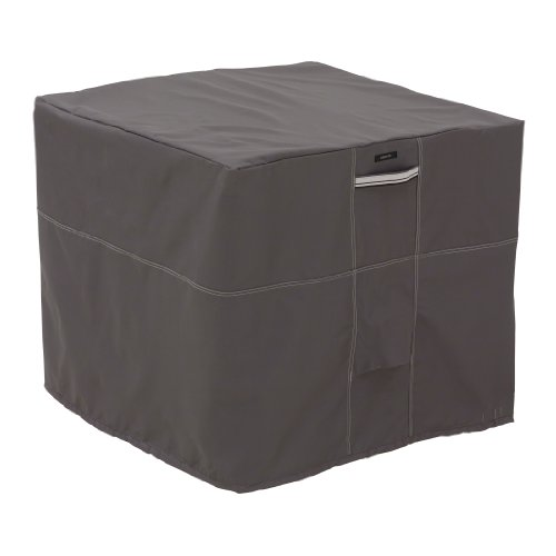 Learn More About Classic Accessories 55-189-015101-EC Ravenna Air Conditioner Cover, Square, Taupe