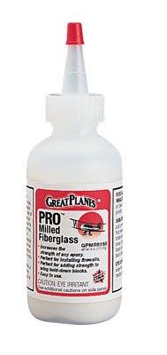 GREAT PLANES Milled Fiberglass GPMR6165