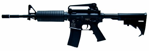Colt M4A1 Carabina Softair, Nero