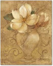 Mini Bouquet II, Art Poster by Albena Hristova