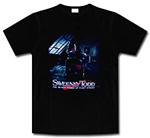 Sweeney Todd * Barber * Shirt * L *