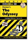 CliffsNotes Homers The Odyssey