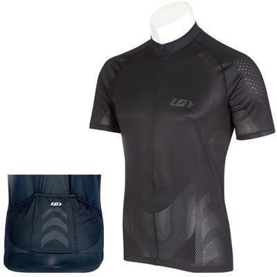 Image of Louis Garneau 2008 AirMatrix Short Sleeve Cycling Jersey - Black - 1020295-020 (B000E8IW3A)
