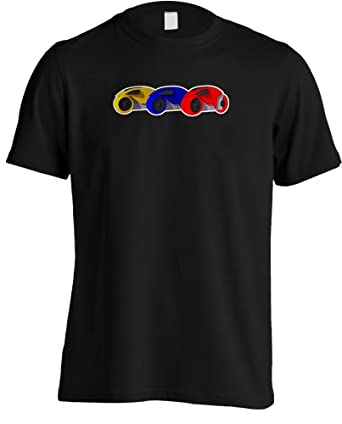 Tron 80's Version - Lightcycles Movie T-shirt
