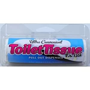 Cotton Buds Toilet Tissue To Go (Case of 24) by Cotton Buds