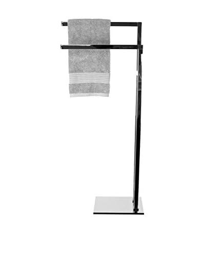 Gedy by Nameek's Bijou Towel Stand 3731-13, Chrome