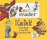 I Can Do It!: I Can Bowl!/I Can Ski!/I Can Do It All (A Rookie Reader (Boxed)) (0531169235) by Jones, Melanie Davis