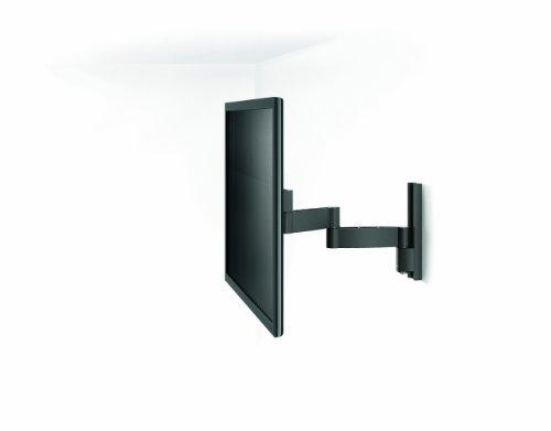 Vogels wall 1245 black soporte de pared para led lcd - Soporte tv 42 pulgadas ...