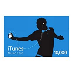 APPLE iTunes Card 10000