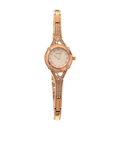 Guess Reloj de cuarzo  Metal Rosado 22  mm