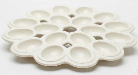 Tag Lattice Egg White Deviled Egg Plate Platter (451144)