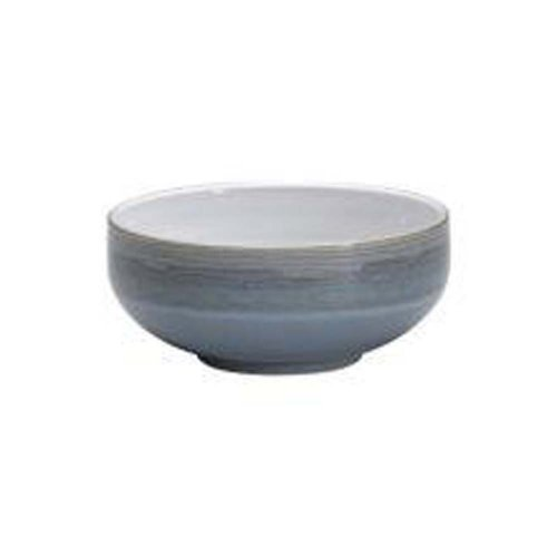 Denby Azure Coast Soup/Cereal Bowls, Set Of 4
